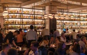 Busy Bar area